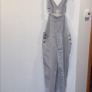 Cherokee beige vintage overalls